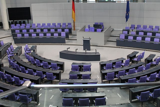 německý Bundestag