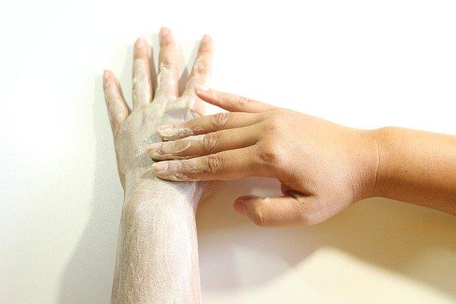 Tělový peeling
