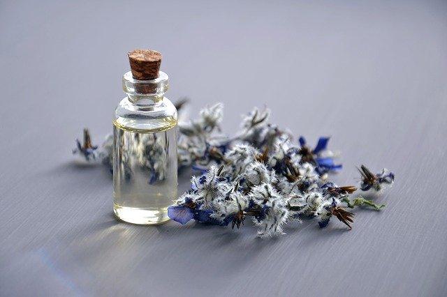 Květinový olej
