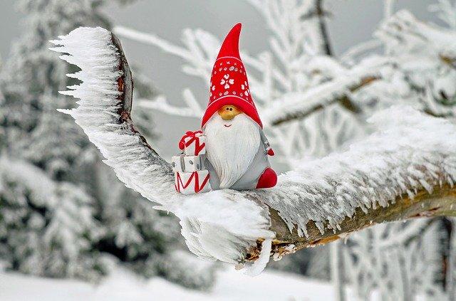 čas Vánoc