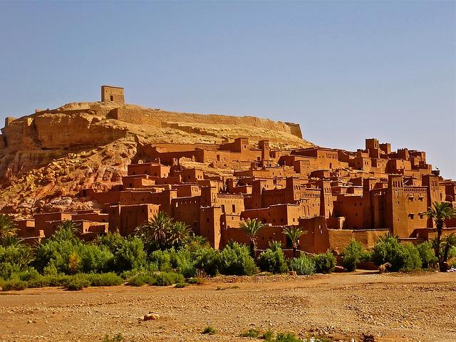 Marocká architektura